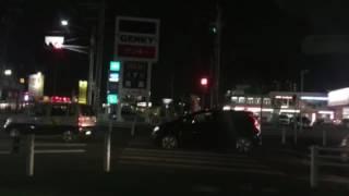 半田警察署   パトカー巡回中!