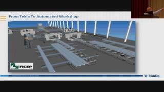 Применение Tekla Structures в производстве металлоконструкций (RU)