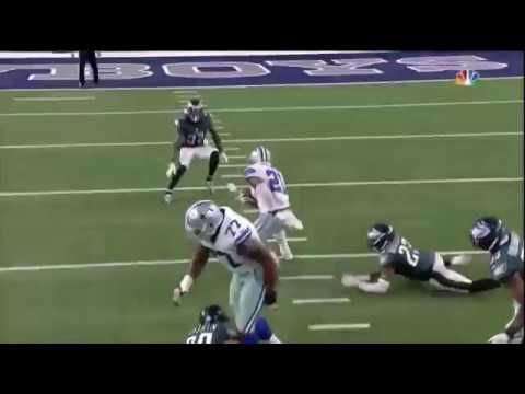DALLAS COWBOYS vs. PHILADELPHIA EAGLES (FULL OVERTIME) WEEK 8