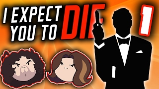 Repeat youtube video I Expect You To Die : World's Best Spy - PART 1  - Game Grumps