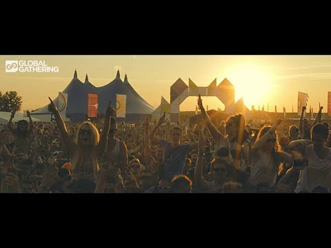 GlobalGathering 2013 UK Highlights