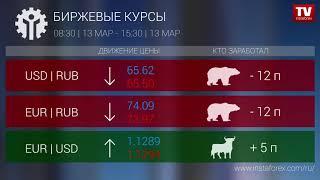 InstaForex tv news: Кто заработал на Форекс 13.03..2019 15:00