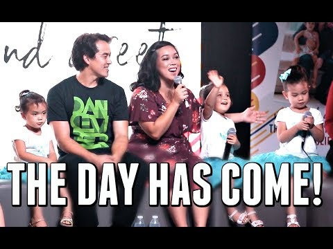 THE DAY HAS COME! - October 01, 2017 -  ItsJudysLife Vlogs