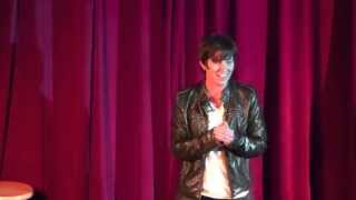 Erica Labb at SheSpeaks-  Packaging My Truth in Love