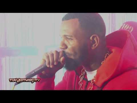 Game & L.A. Kings freestyle  - Westwood Crib Session