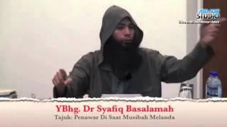 Dr. Syafiq Reza Basalamah - Penawar Di Kala Musibah Melanda (Full)
