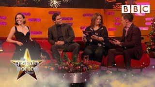 Gavin & Stacey do STAR WARS with Daisy Ridley - hilarious sketch! | The Graham Norton Show - BBC