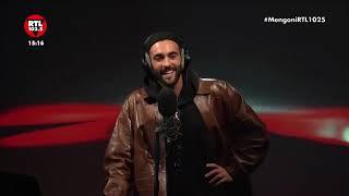 Marco Mengoni a RTL 102.5 presenta Atlantico