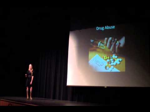 TED Talk: Katy Oakes: Mental Illness and Drug Abuse