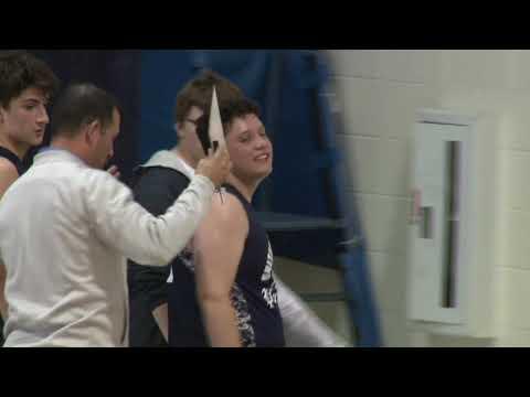 United Day School 8th Grade Basketball Highlights vs Lamar Middle 2018