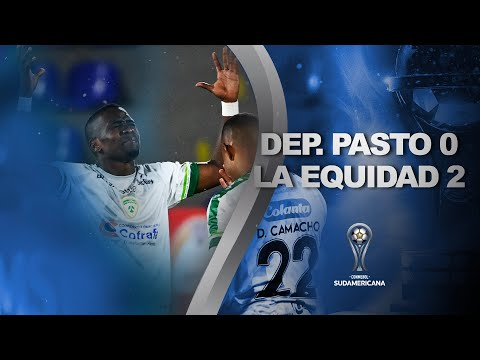 Dep. Pasto La Equidad Goals And Highlights