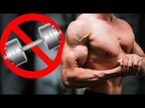 BODYWEIGHT BICEPS   The 5 BEST Calisthenics Exercises