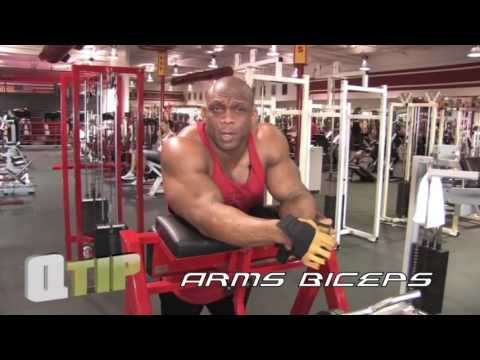 Quincy Arms Biceps