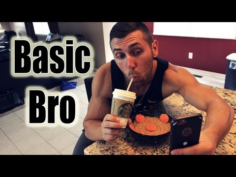 Full Day Of Eating | Being A Basic.... Bro