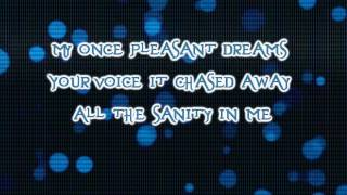 Evanescence-My Immortal lyrics (REMAKE [ HD ] )