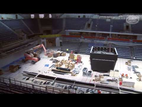 Florida Gators: Exactech Arena at Stephen C. O'Connell Center Renovation Update #6