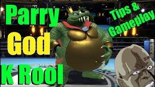 I AM THE PARRY GOD   King K Rool tips & gameplay (Super Smash Bros Ultimate guide)