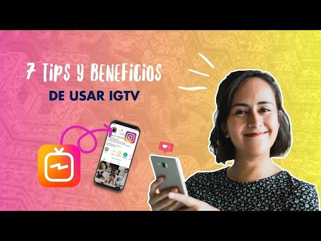 ¿Por qué deberías usar IGTV? (mira lo que te estás perdiendo!) | Diana Muñoz