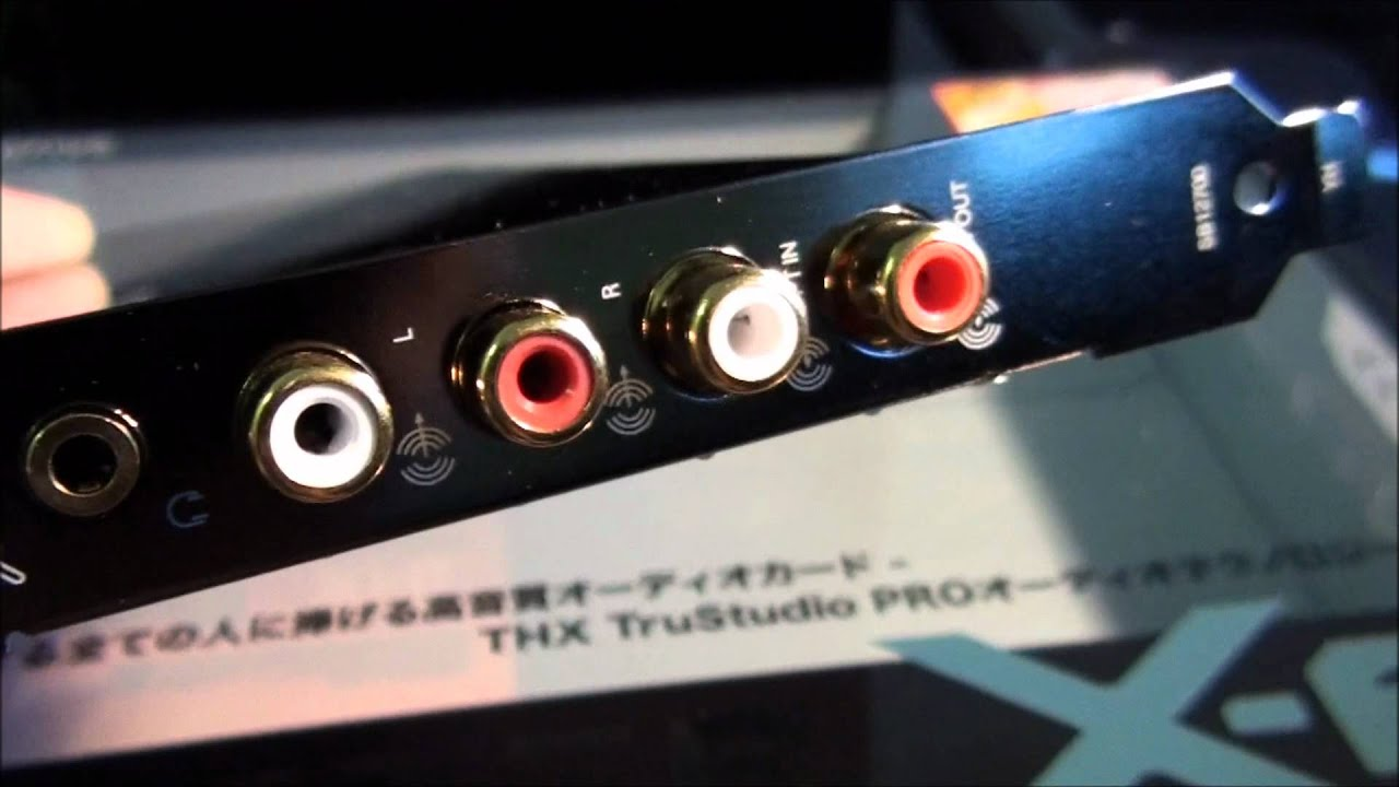 CREATIVE SOUND BLASTER X-FI TITANIUM HD DRIVER FOR WINDOWS 8
