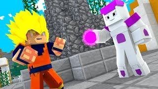 FREEZA ESTA SUPER FORTE! #6 - DRAGON BALL SUPER (MINECRAFT)