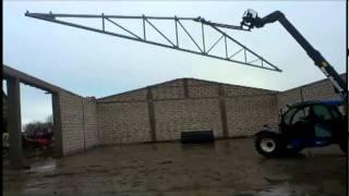 Budowa Wiaty 2011-2012 Cz2