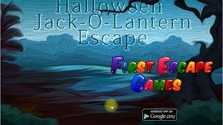 Halloween Jack O Lantern Escape    First Escape Games