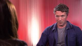 Aiden Gillen talks to Red Carpet Diary about