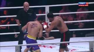 Badr hari vs Zabit Samedov 2014 HD 1080