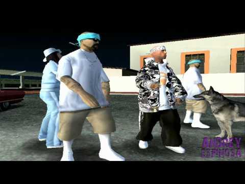 GTA San Andreas Rap Battle