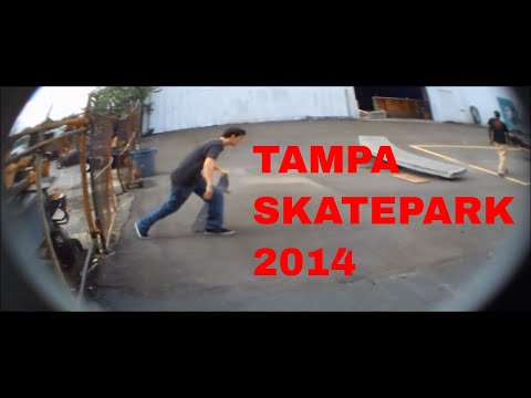 Friends First /// Skatepark of Tampa