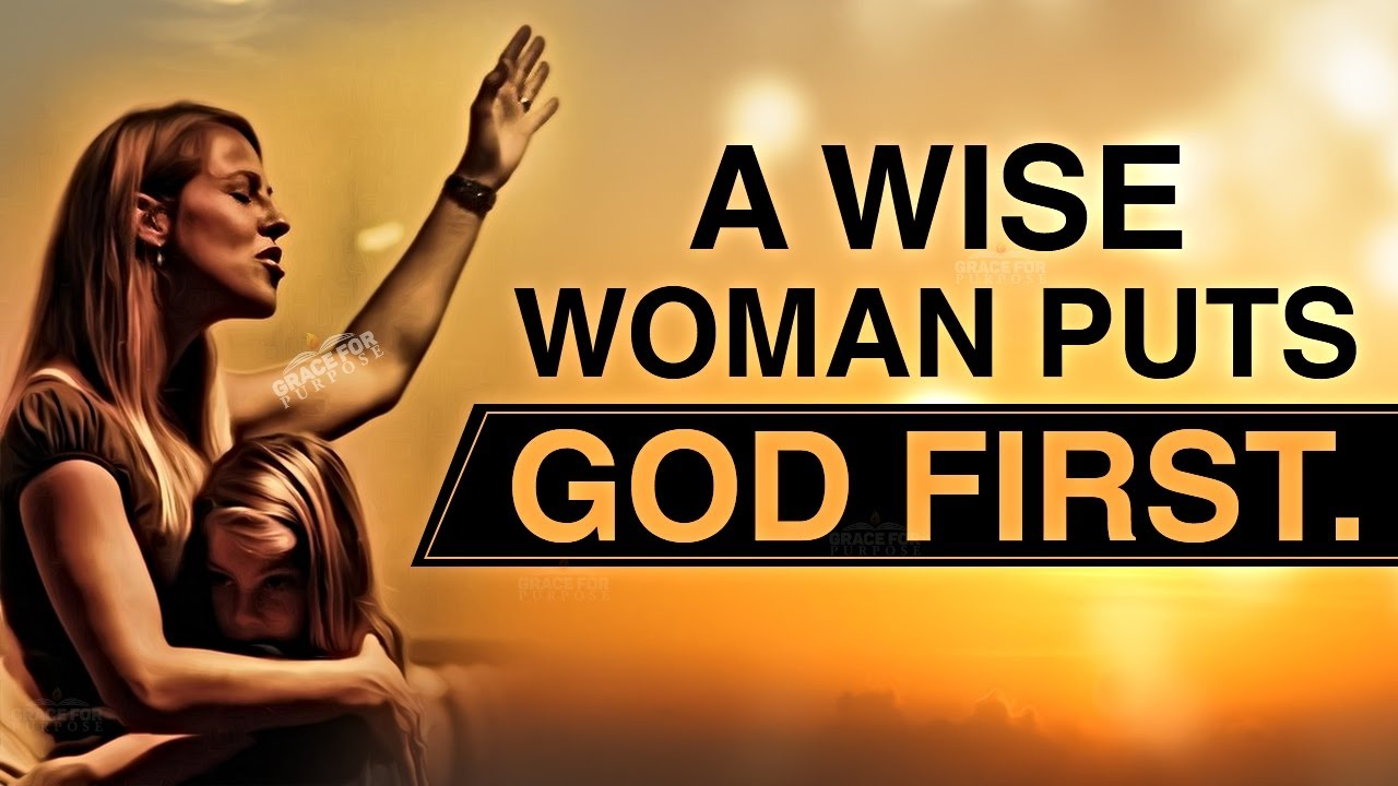 A Woman of Influence Keeps God First In Her Life!