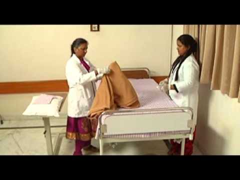 making an occupied unoccupied bed Procedure checklist chapter 22: making an unoccupied bed  positions bed flat,  then moves to opposite side of the bed 13 after making both sides of the bed,.