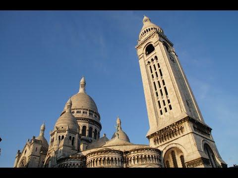Basilique du Sacré Coeur de Montmartre : présentation des 5 cloches et sonnerie en plenum
