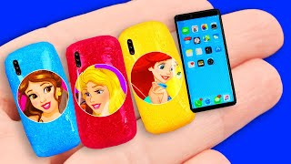 15 DIY Barbie Hacks and Crafts ~ mini phone cases, syringe, bandage, shoes, and MORE!