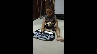 Little Musician Rudra...