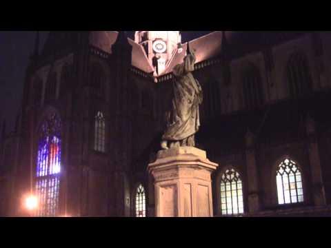 Haarlem, Holland - 27th December, 2012
