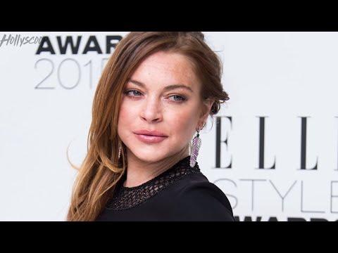 Lindsay Lohan's Weird Accent..WTF?!