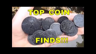 Aquachiggers Top Coin Finds