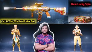 Call Of The Wild M416 - Max Out??    4KingGuruOP