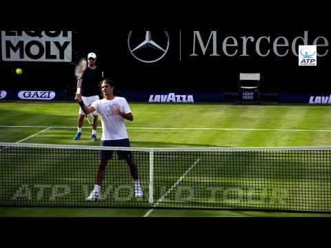 Roger Federer Is Back, MercedesCup, Stuttgart 2018