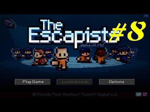 The Escapists - Episode 8 - Woodshop