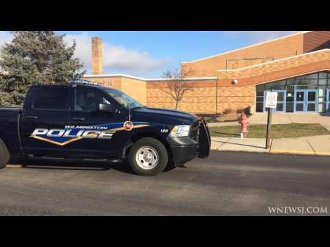 Wilmington High School evacuated Feb. 23