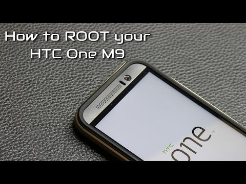 How to Root your HTC One M9 (Full Guide)