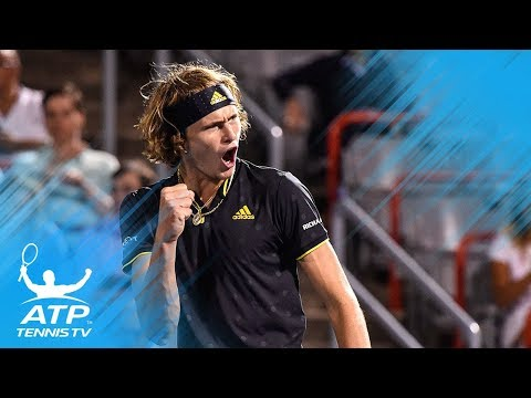 10 Unforgettable Moments at Rogers Cup 2017