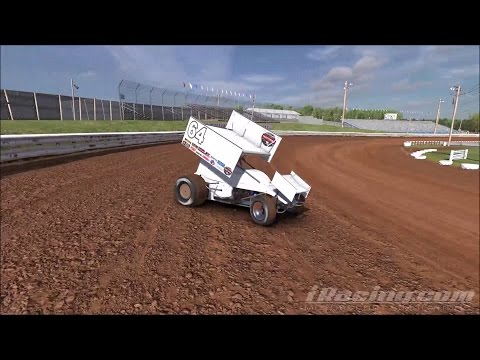 Iracing Dirt confirmed II williams grove speedway