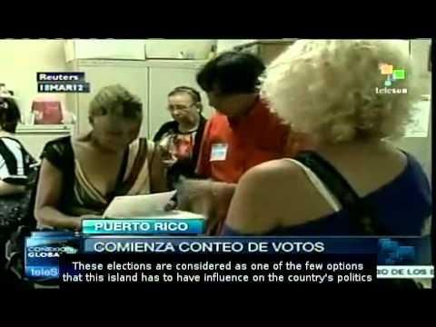 Puerto Ricans elect Romney in Republican primary