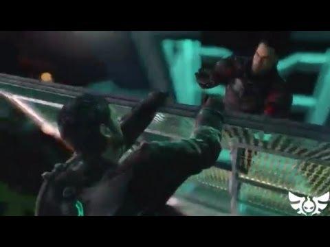 Dead Space 3 Parte 3 Español * HD *   GUIA Walkthrough/Gameplay (XBOX 360/PS3/PC)