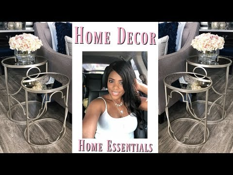 💙Glam Home💙 NEW HOME DECOR | DOLLAR TREE HAUL | AMAZON FINDS