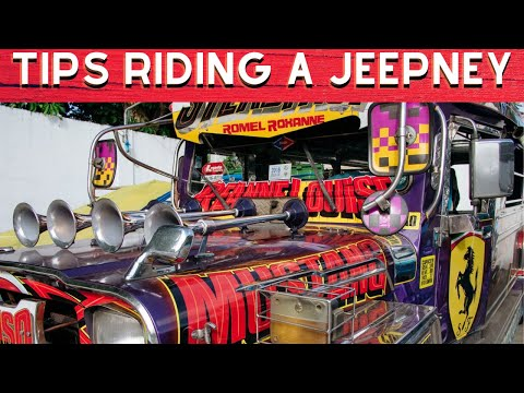 10 Tips When Riding a Jeepney in the Philippines - Philippines Travel Site