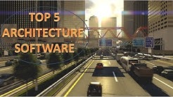 Top 5 ARCHITECTURE RENDERING SOFTWARE (3D Design)